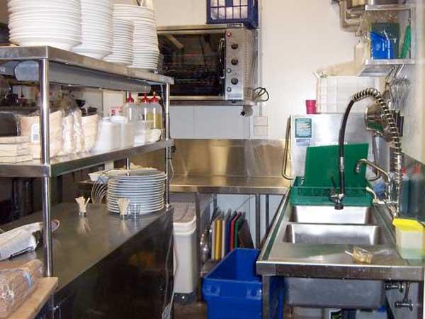 lismore kitchen equipment