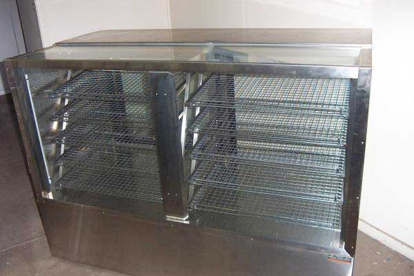 Bakery ambient display cabinet lismore used