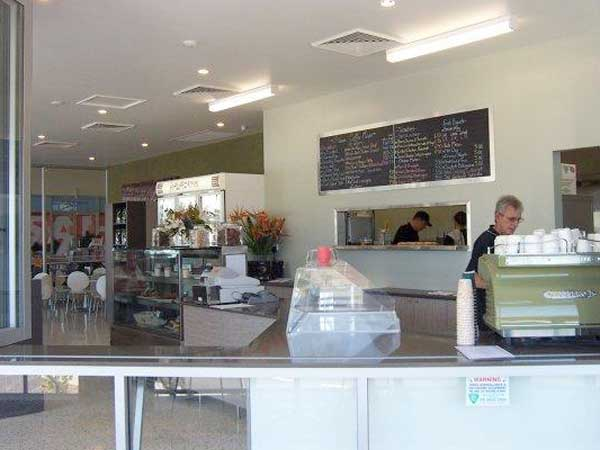 cafe kitchen design lismore