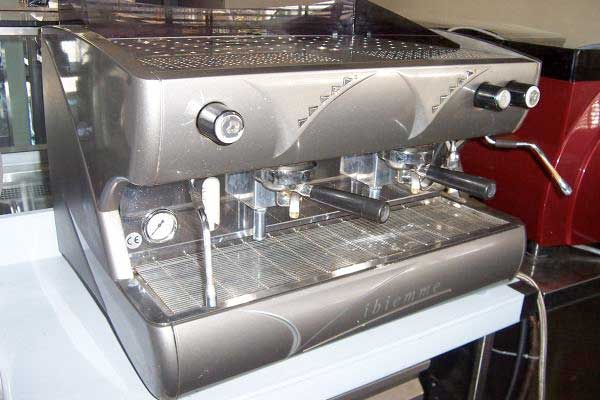 used commercial espresso machine byron bay